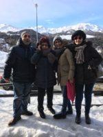 Gita sulla neve AOSTA 01